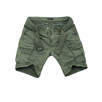 STITCH & SOUL men's cargo shorts Green
