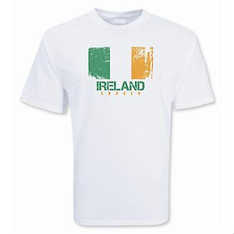 Футбол Ирландия футболку