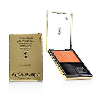 Yves Saint Laurent Couture Blush - # 3 Orange Perfecto - 3g/0.11oz