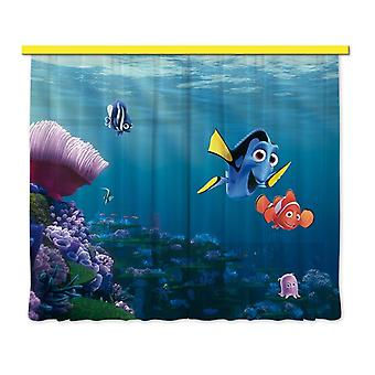 Disney Nemo pair of curtains for the bedroom 180x160cm
