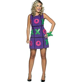 Game Dress - Noughts and Crosses