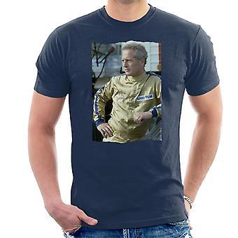 Camiseta TV veces Paul Newman raza juego 1974 hombres