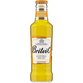 Britvic Orangensaft
