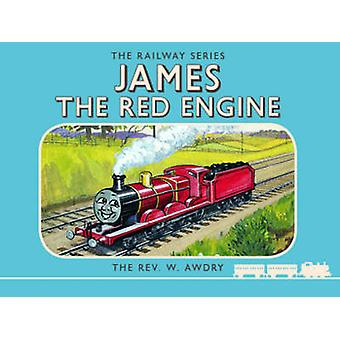 Thomas the Tank Engine the Railway Series - James the Red Engine by Wi