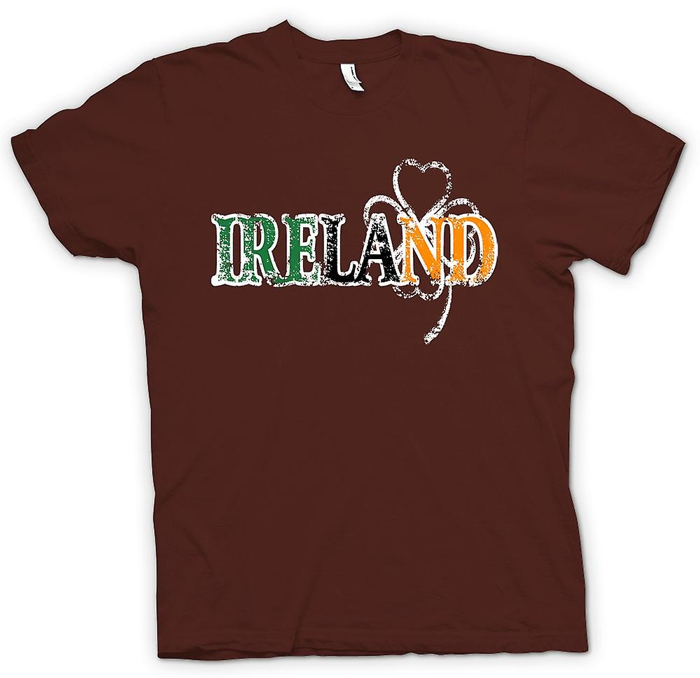 Mens T-shirt - St Patricks Day - Ireland