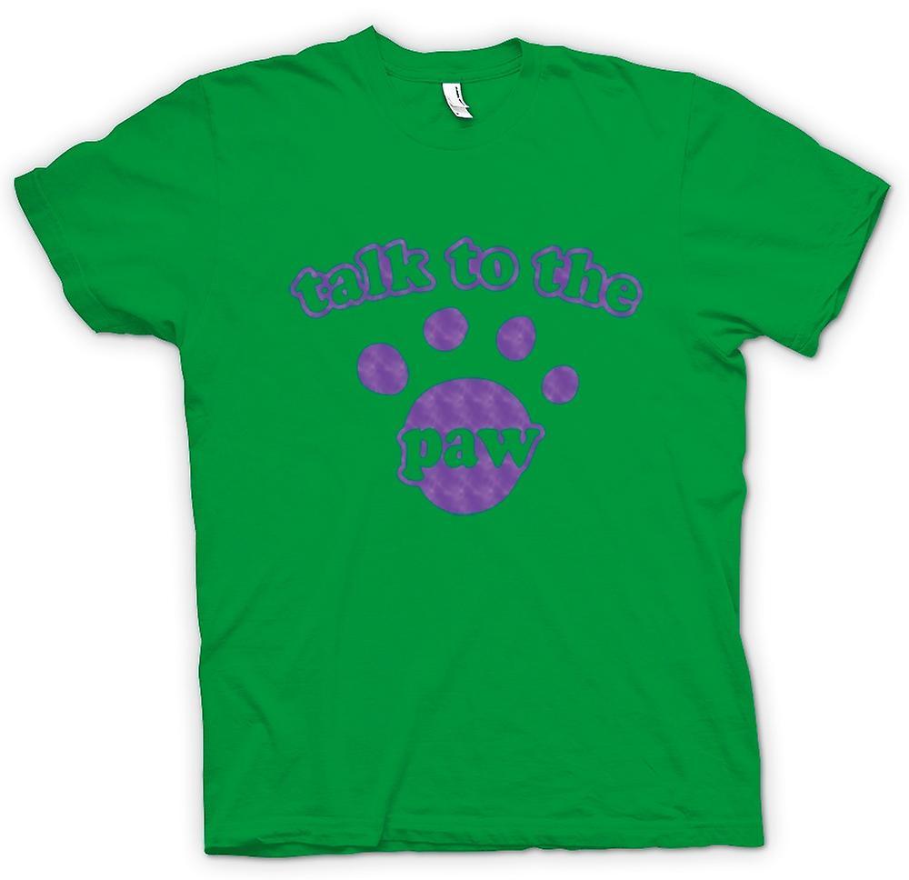 Hombres camiseta-