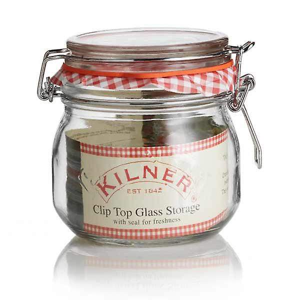 Kilner CLIP top pot (rond) 500ml (0,5 litre)