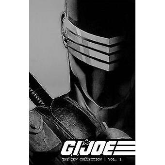 G.I. Joe - den IDW Collection - volym 1 av Tom Feister - Mikrofonhagtorn