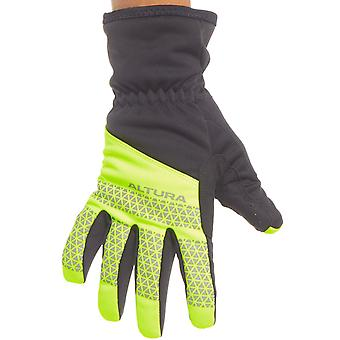 Altura Hi-viz Yellow-Black 2018 Nightvision 4 Waterproof Cycling Gloves