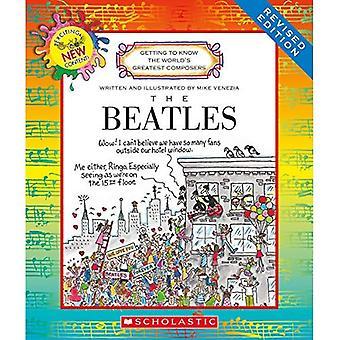 The Beatles (reviderad upplaga) (Lär känna världens största kompositörer)