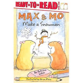 Max & Mo machen einen Schneemann