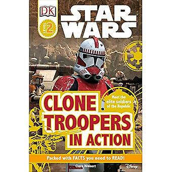 Star Wars: Clone Troopers in Aktion (DK Lesetext - Stufe 1
