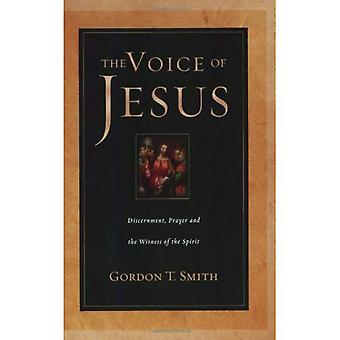 Stimme von Jesus: Unterscheidungsvermögen, das Gebet und das Zeugnis des Geistes
