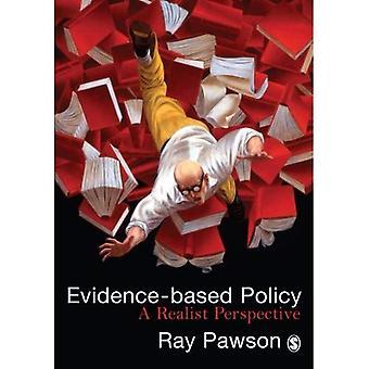 Opartej na dowodach polityki: Perspektywy realista