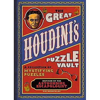 Puzzle Vault del grande Houdini