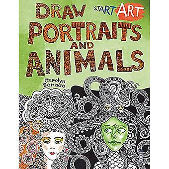 Start Art: Portraits & Animals (Start Art)
