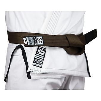 Hyperfly Basic BJJ Gi bälte Brown