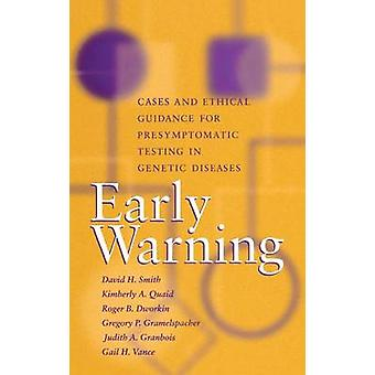 Early Warning by Smith & David & H.