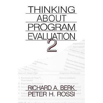 Pensando di valutazione del programma di Rossl & Peter H.