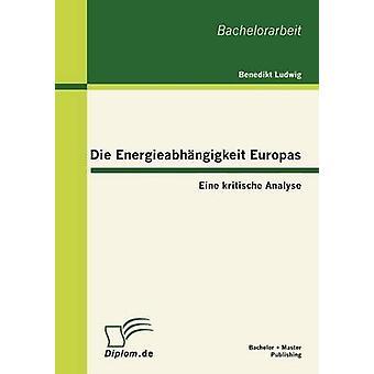 Die Energieabhngigkeit Europas Eine kritische Analyse by Ludwig & Benedikt
