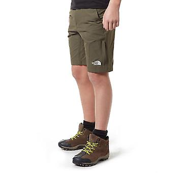 De North Face exploratie Junior Shorts