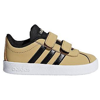 Adidas VL corte 20 Cmf I F36407 universal todos los zapatos de los niños año