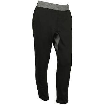 RVCA Mens VA Sport Escobar Sweat Pants - Black/Gray