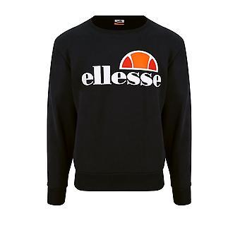 Ellesse Succiso Crew Neck Sweat Shirt | Black