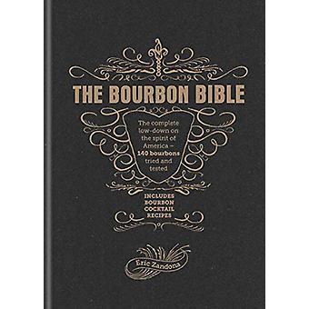 La Bibbia di Bourbon da Eric Zandona - 9781784724573 libro