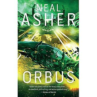 Orbus: The Third Spatterjay� Novel (Spatterjay)