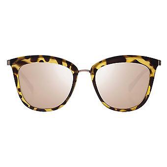 Le Specs Caliente Tortoise Cat Eye Sunglasses