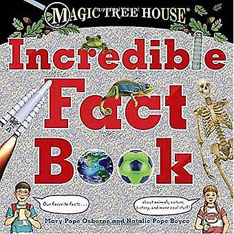 Magic Tree House Incredible Fact Book by Mary Pope Osborne - Natalie