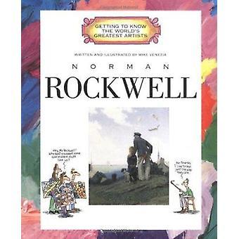 Norman Rockwell by Mike Venezia - Mike Venezia - 9780516271736 Book
