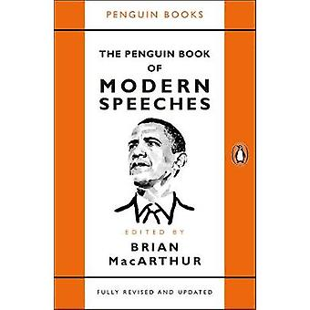 The Penguin Book of Modern Speeches by Brian MacArthur - 978024198230