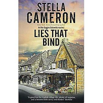 Lies That Bind: A Cotswold� murder mystery (An Alex Duggins Mystery)