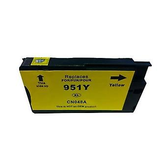 HP 951XL CN048AA Yellow Compatible Cartridge with Chip