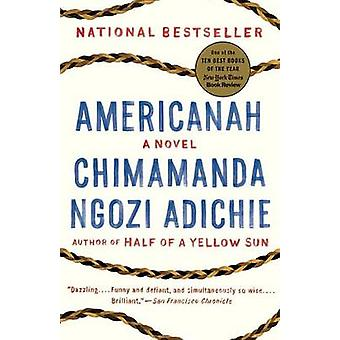 Americanah by Chimamanda Ngozi Adichie - 9780307455925 Book