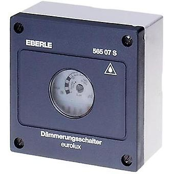 Twilight switch Eberle 0565 07 140 020 Dark blue, Grey 230 V