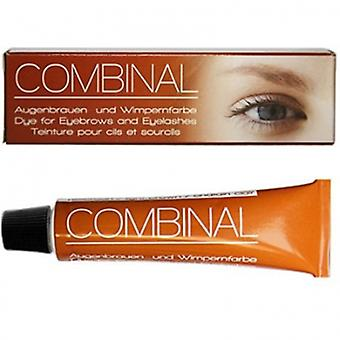 Combinal lash & brow dye light brown 15 ml
