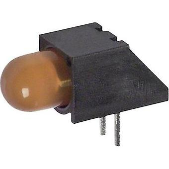 LED component Yellow (L x W x H) 13.85 x 9.89 x 6.1 mm Dialight