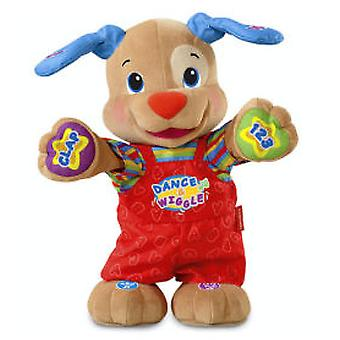 Fisher-Price Jiggings Puppy (Bebes , Jouets , Peluches)