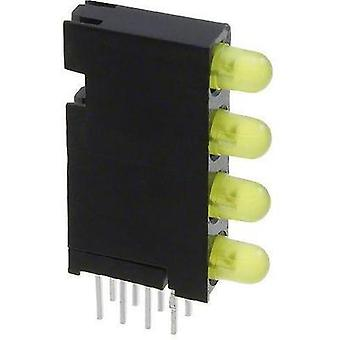 LED component Yellow Dialight
