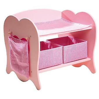 Legler Babys Changing Table (Toys , Dolls And Accesories , Baby Dolls , Cradle)
