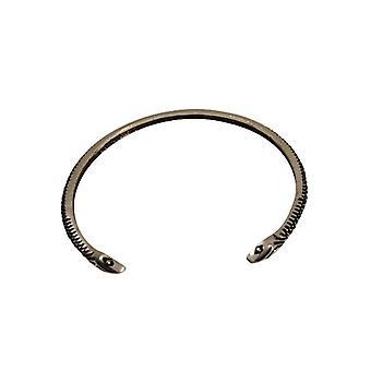 Coole Vintage Boho-Anweisung Manschette Armband Schlange