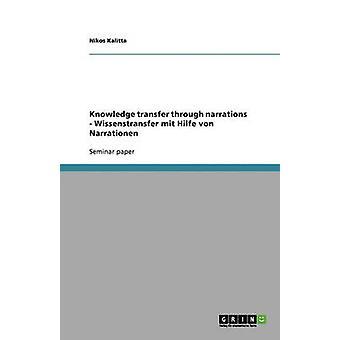 Knowledge transfer through narrations  Wissenstransfer mit by Nikos Kalitta