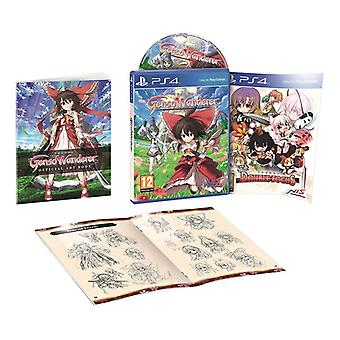 Touhou Genso Wanderer PS4 Game