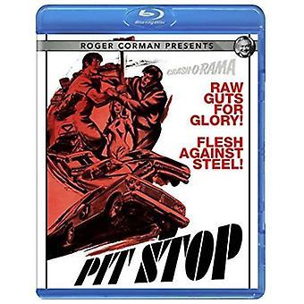 Pit Stop [BLU-RAY] USA importerer