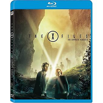 X-Files: The Complete Season 4 [Blu-ray] USA import