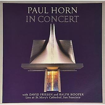 Paul Horn - In Concert: St. Marys Kathedraal (S.F) [Vinyl] USA import