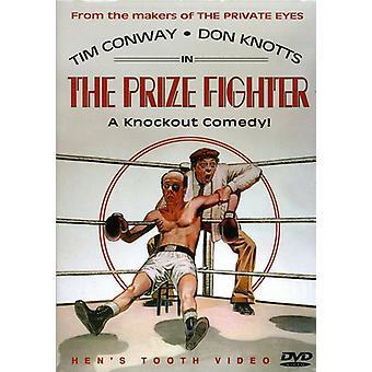 Præmie Fighter [DVD] USA importen